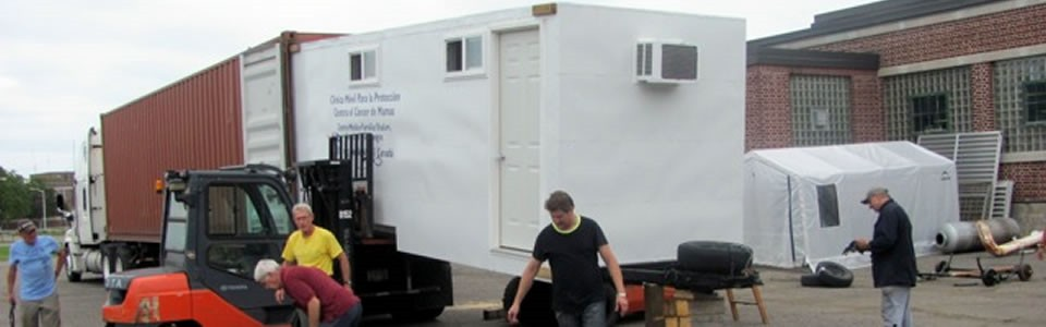 Mobile Breast Screening Clinic